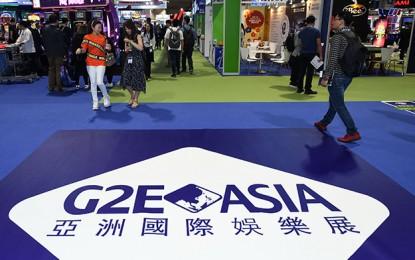 Macau regulator probes online gaming displays at G2E Asia