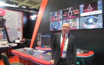 Spintec ups Asia presence with stadiums, roulettes