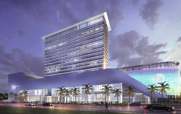 Widus casino scheme secures loan for fourth hotel tower