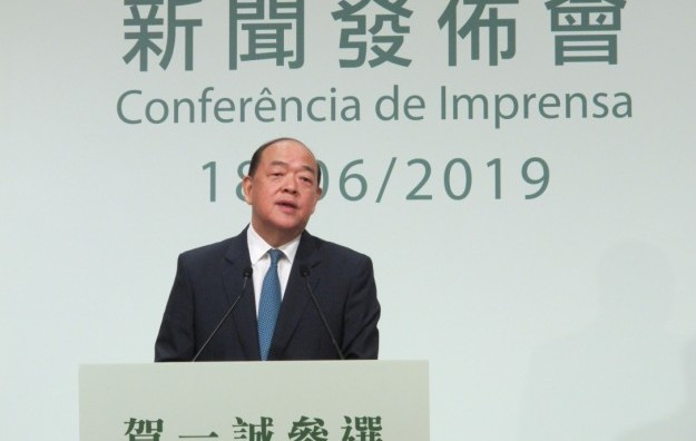 Macau needs healthy casino development: prospective CE