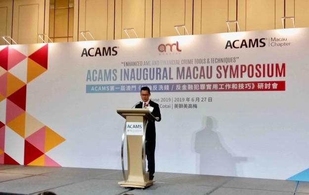 Macau not relaxed on AML issues: casino regulator