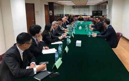 Regulator meets Macau casino ops on Suncity online scandal