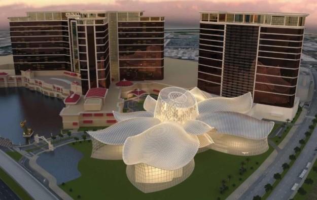 Wynn Resorts unveils US$2bln Wynn Palace extension