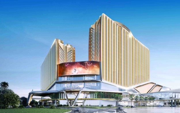 Galaxy Macau to have Andaz branded hotel, to open 1H 2021
