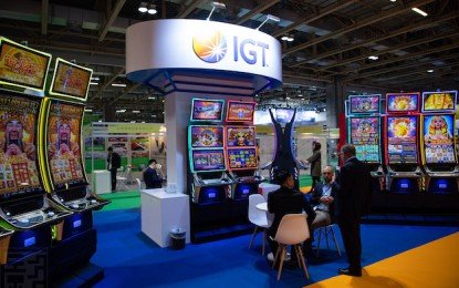 IGT quarterly loss doubles sequentially 4Q as revenue dips