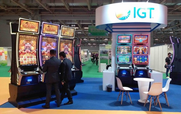 IGT shows latest slot games at MGS 2019