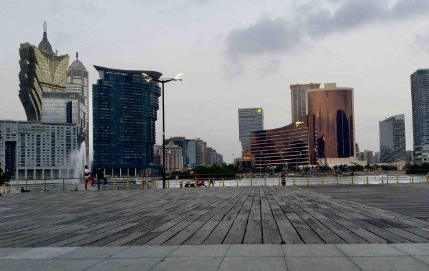 June daily visitor average 752, up on May: Macau govt