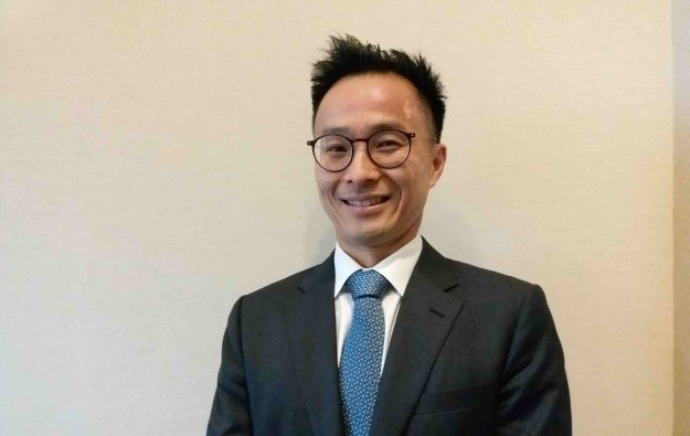 Byron Yip promoted to president of Okada Manila
