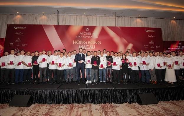 Macau casino sector adds Michelin stars