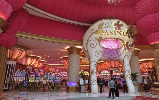 Okada Manila slots GGR outstrips mass tables in November