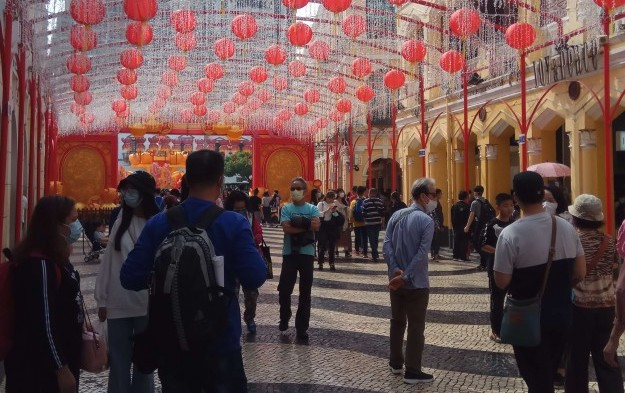 Macau CNY tourism collapse amid coronavirus: analysts