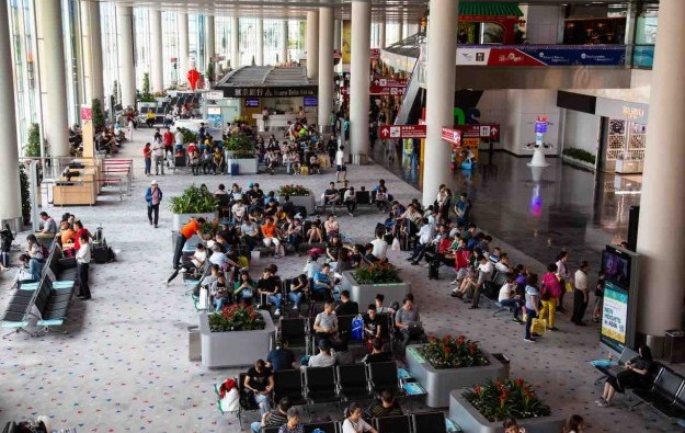 Macau airport confirms record 9.6mln passengers for 2019