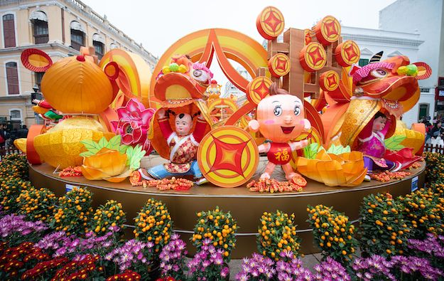 Macau visitor arrivals dip 78pct across Chinese New Year