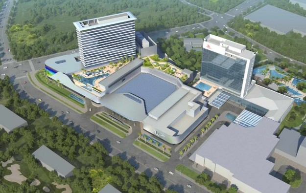 US$235-mln price tag on Phase 1 expansion of Clark resort