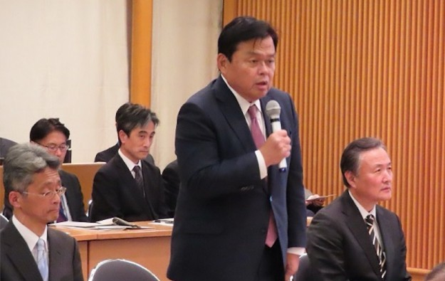 Japan govtreviewing IR application period:minister