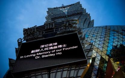 Tributes flow after death of Stanley Ho