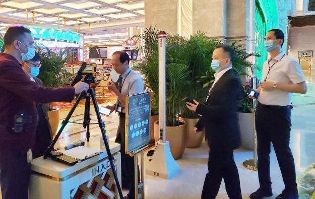 DICJboosts casino inspections over new virus measures