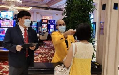 Macau govt ups on-site checks of Covid steps in casinos