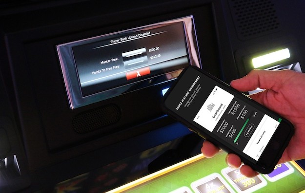 Konami launches cashless slot credit product in Las Vegas