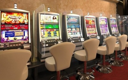 SuzoHapp offers acrylic dividers for gaming venues