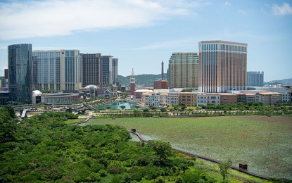 Last public session on Macau gaming lawheld today