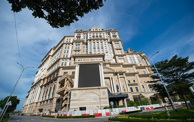 SJM unit holding Macau casino licence changes name
