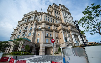 Grand Lisboa Palace has passed final inspections: SJM