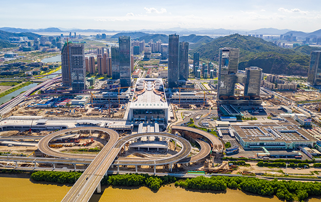 Rail link to Hengqin to be built in 4 years: Macau govt