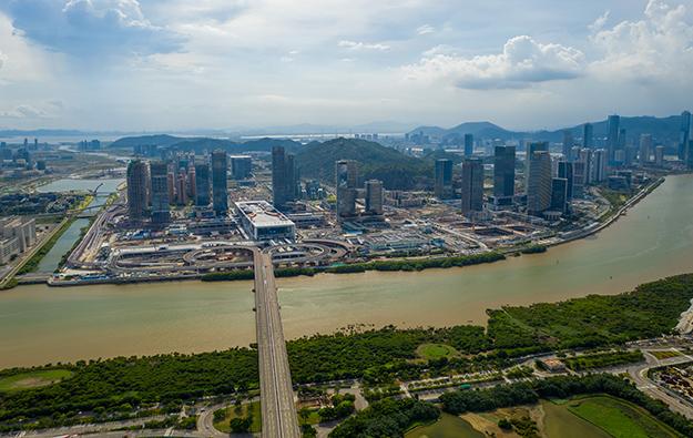 Macau ties to Hengqin deepen via new checkpoint, rail link