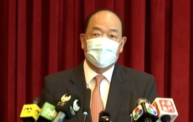 Guangdong Covid-19 cases affect Macau tourism: CE