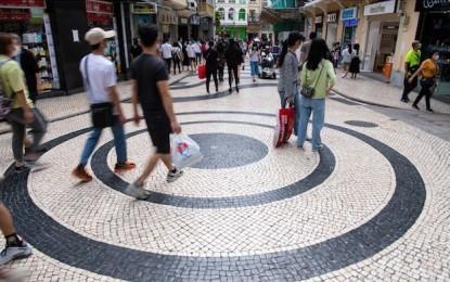 Fri sees highest daily Macau visit tally since Sept 25 alert