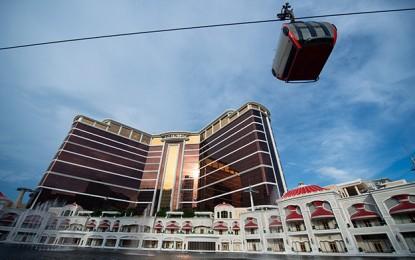 Wynn Macau Ltd loss down 28pct sequentially in 2Q