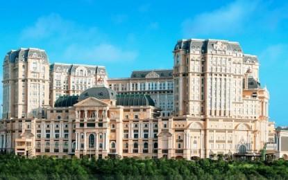 SJM aims Grand Lisboa Palace partial open July 30: chairman