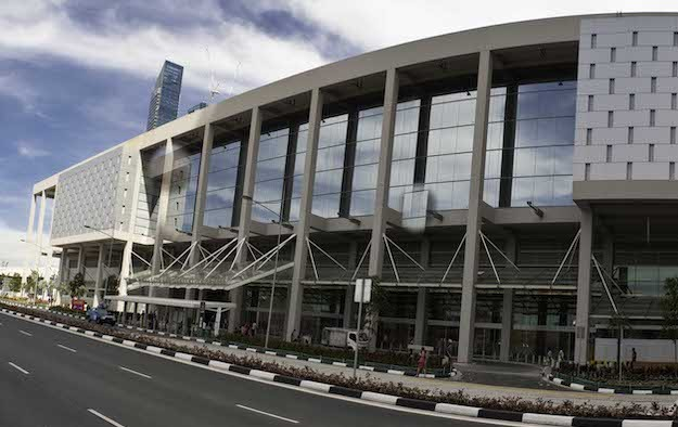 MBS says MICE carbon neutral, preps return of bigger events