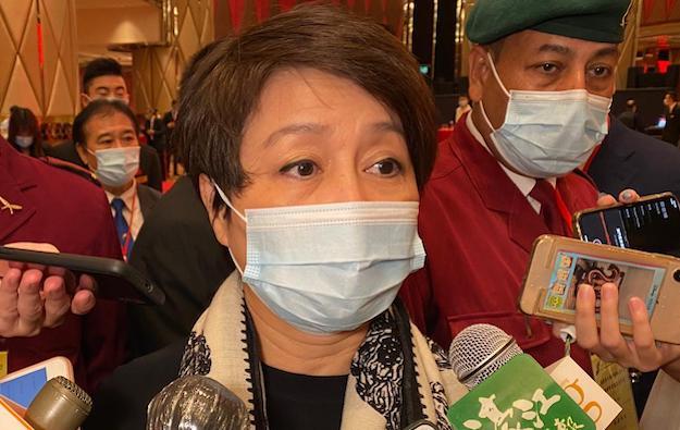 Angela Leong pledged for US$36mln of SJM US$1bln notes