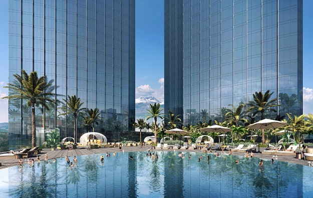 Jeju Dream Tower launch changed to before 2020-end