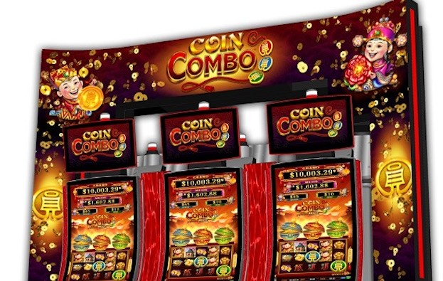 Sci Games reveals Kascada cabinet and 'Coin Combo' game