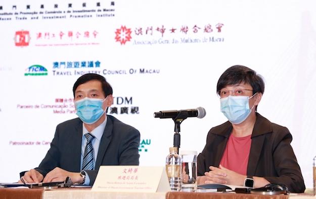 Macau daily visitor tally stable at 20k: MGTO boss