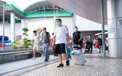 Macau lifts inbound-quarantine rule for 2 Guangdong cities