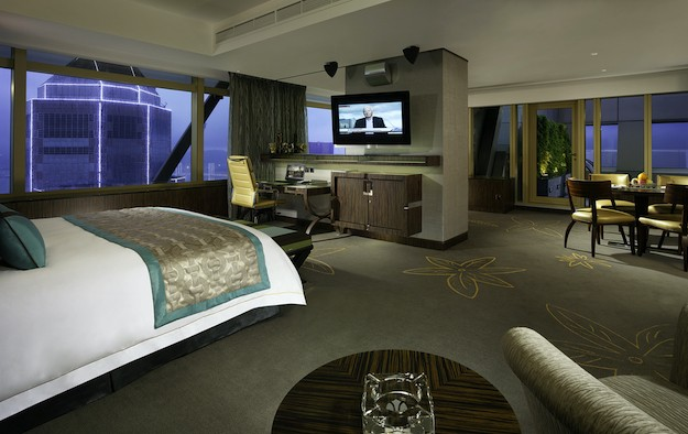Grand Lisboa Hotel operator hopes Xmas occupancy 50pct