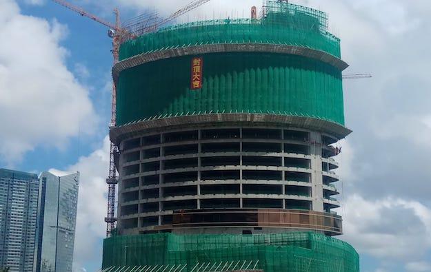 50pct buyer of GEN Macau hotel interest has option on rest
