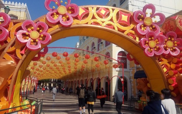 CNY daily visit average could be down versus Xmas: MGTO
