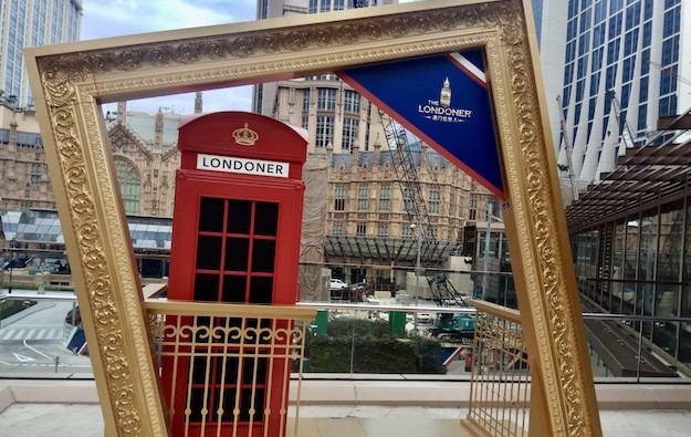 Londoner Court in final stage for opening: Sands China