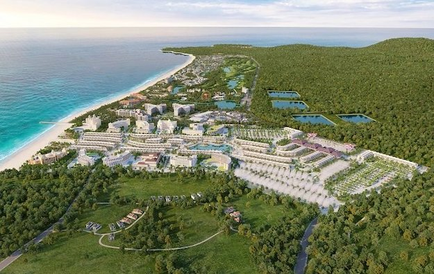 Corona casino part of new Phu Quoc complex by Vingroup
