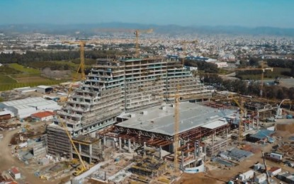 Melco says City of Dreams in Cyprus open summer 2022