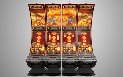 Scientific Games launches Mural cabinet