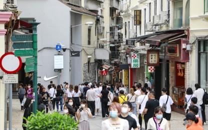 New mainland Covid cases brake on Macau: tourism bosses