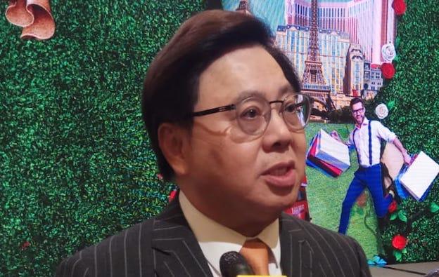 Sands eyes Londoner Court for pre Oct Golden Week: Wong