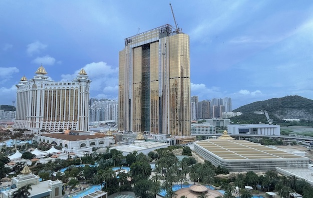 Galaxy Macau Phase 3 & 4 spend at least US$5bln: execs