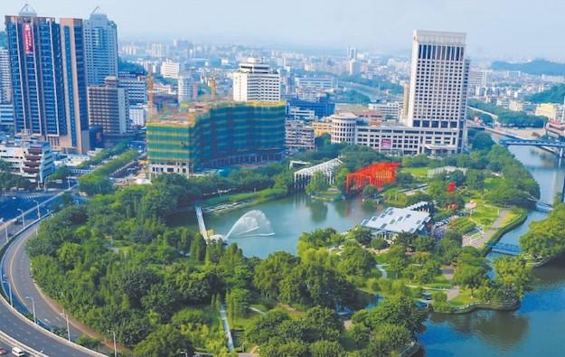 Melco International to build theme park in Zhongshan